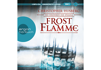 Frostflamme - 3 MP3-CD - Science Fiction/Fantasy