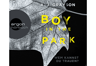 Boy in the Park - Wem kannst du trauen? - 6 CD - Krimi/Thriller