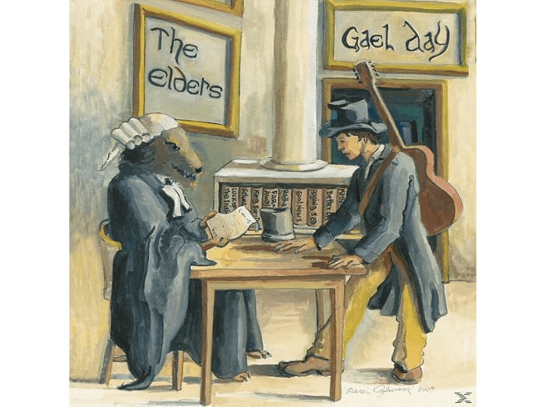 Elders - Gael Day [CD]