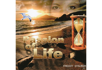 Freddy Stauber - Passion Of Life - (CD)
