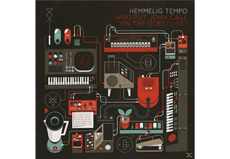 Hemmelig Tempo - Who Put John Cage On The Guest List - (CD)