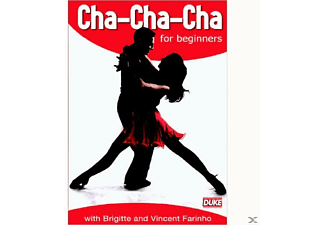 CHA-CHA-CHA FOR BEGINNERS - (DVD)
