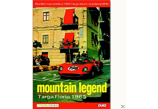 TARGA FLORIO 1965 - MOUNTAIN LEGEND - (DVD)