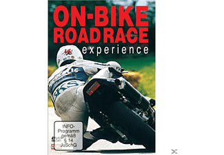 ON-BIKE ROADRACING EXPERIENCE - (DVD)