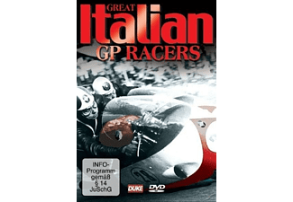 Great Italian Gp Racers - (DVD)