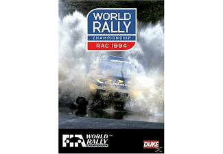 World Rally Champion Rac 1994 - (DVD)