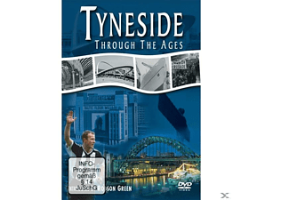 THROUGH THE AGES - TYNESIDE - (DVD)