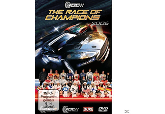 The Race Of Champions 2006 - (DVD)