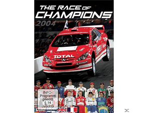 THE RACE OF CHAMPIONS 2004 - (DVD)