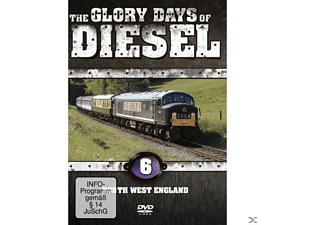 THE GLORY DAYS OF DIESEL 6 - (DVD)