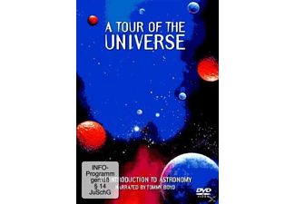 A Tour Of The Universe - (DVD)