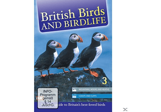 BRITISH BIRDS AND BIRDLIFE 3 - (DVD)