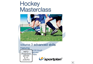 HOCKEY MASTERCLASS 3 ADVANCED - (DVD)