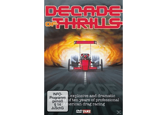 DECADE OF THRILLS - (DVD)