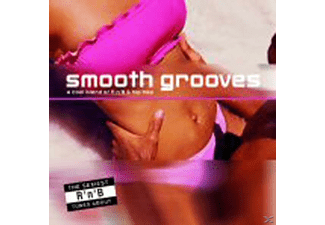 A Cool Blend Of R 'n' B And Hip Hop - Smooth Grooves - (CD)