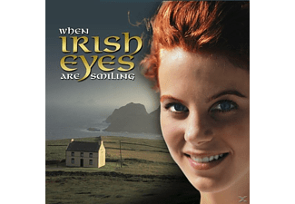 VARIOUS - When Irish Eyes Are Smiling - (CD)