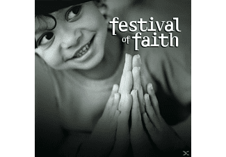 VARIOUS - Festival Of Faith - (CD)