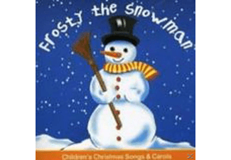 Chrildren's Christmas Songs & Carols - Frosty The Snowman - (CD)