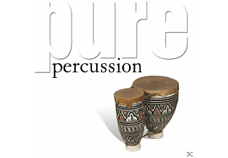 VARIOUS - Pure Percussion - (CD)