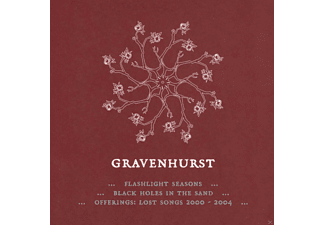 Gravenhurst - Flashlight.../Black Holes.../Offerings: Lost Songs - (CD)