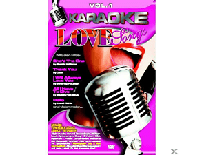 Karaoke - Karaoke Love Songs 1 - (5 Zoll Single CD (2-Track))