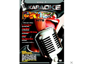 Karaoke - Karaoke Rock Hits 1 - (DVD)