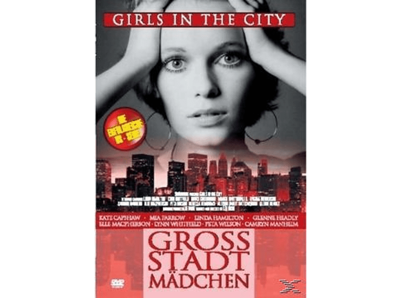 Girls in the City [DVD]