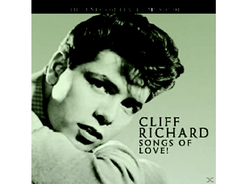 Cliff Richard - Songs Of Love Evtl.Mit Re-Recordings [CD]