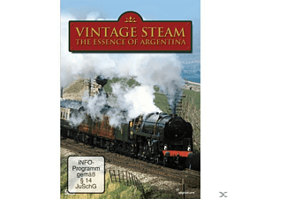Vintage Steam The Essence Of Argentina - (DVD)