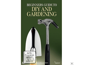 BEGINNERS GUIDE TO GARDENING - (DVD)