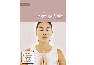 MEDITATION - THE KEY TO PEACE OF MIND - (DVD)