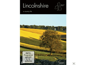 LINCOLNSHIRE A COUNTRY LIFE - (DVD)