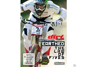 Earthed The Law Of Fives - (DVD)
