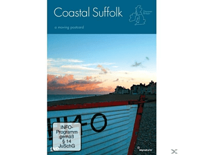 COASTAL SUFFOLK A MOVING POSTCARD - (DVD)