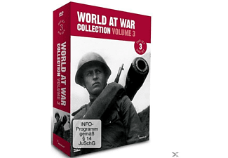 WORLD AT WAR COLLECTION 3 - (DVD)