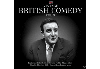 VARIOUS - British Comedy Vol.9 - (CD)