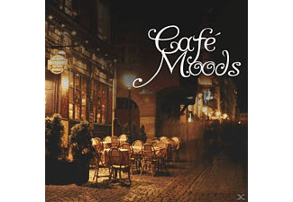 VARIOUS - Cafe Moods - (CD)