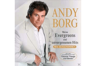 Andy Borg - Meine Evergreens & - (CD)