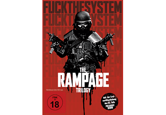 The Rampage Trilogy - (DVD)