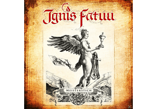 Ignis Fatuu - Meisterstich (Ltd.Digibook) - (CD)