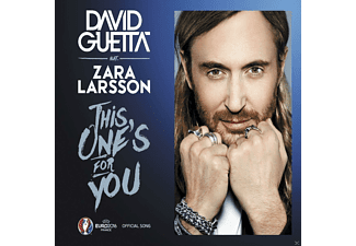 David Guetta, Zara Larsson This Ones For You Electronica/Dance 5 Zoll Single CD (2-Track)
