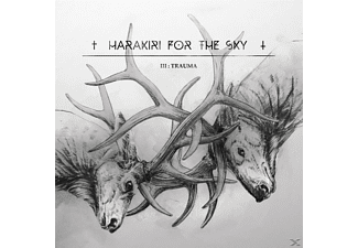 Harakiri For The Sky - III:Trauma (Limited Edition) - (Vinyl)