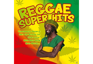 VARIOUS - Reggae Super Hits [CD]