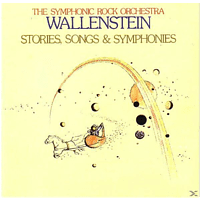 Wallenstein - Stories,Songs & Symphonies [CD]