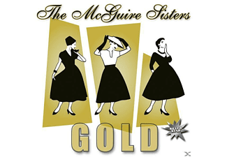 The Mcguire Sisters - Gold - (CD)
