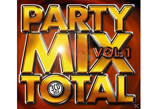 VARIOUS - Party Mix Total Vol.1 - (CD)