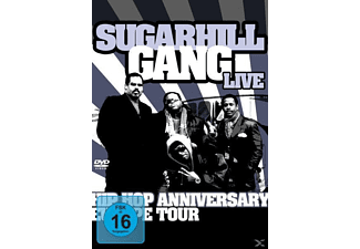 The Sugarhill Gang - Hip Hop Anniversary Europe Tour - (DVD)