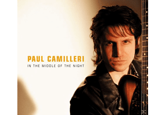 Camilleri Paul - In The Middle Of The Night - (CD)