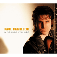 Camilleri Paul - In The Middle Of The Night [CD]