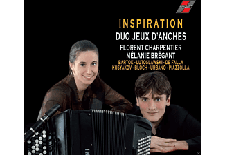 Duo Jeux D Anches - Inspiration - (CD)
